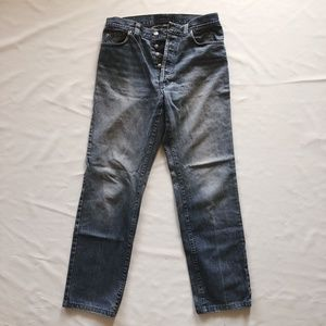 Vintage 90s Versace Men's Jeans Signature